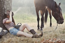 Cow Girl~ / by Lori Matters