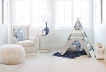 HOME: baby spaces / by Ashley Gale Lulli