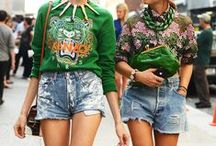 STYLE: street style / by Ashley Gale
