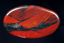 Gems I Love: Red / Interesting and unusual red gemstones.  / by Handmaden Designs LLC