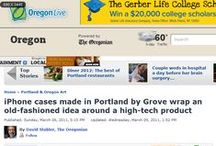 Grove in the Press / Check out what the world is saying about us! / by Grovemade