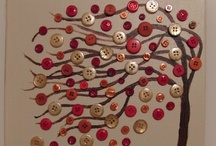 Button crafts / Button crafts / by Laura Hiller