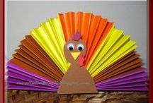 Thanksgiving (and fall) / Thanksgiving recipes, crafts, and decorations. / by Laura Hiller