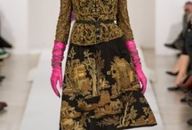 Chinoiserie Couture / Couture fashion with Chinoiserie style. / by Beth Connolly // Chinoiserie Chic