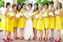 Yellow Weddings / by Laura Hiller