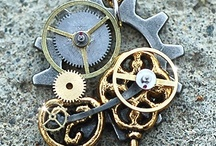 Just for fun -- Steampunk / by Brenda Mahone