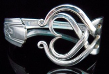 Gorgeous Flatware Jewelry / This board is dedicated to showcasing the beautiful flatware jewelry creations of other artists. It is meant solely to help promote their work and inspire others. Copying is not permitted.