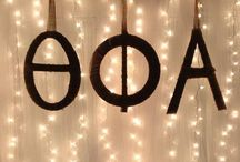 theta phi alpha / by Gabby Ponthieux