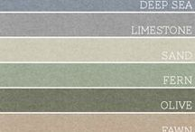 Paint Color Possibilities for Master