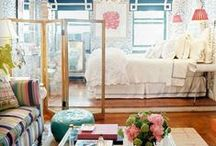 Chinoiserie Studio Apartments / by Beth Connolly // Chinoiserie Chic