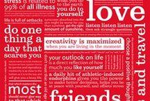 <MY INSPIRATIONS> ICONO / TYPO-graphic / by Melissa Martin