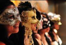 <3 INTERESTING> Masquerade / by Melissa Martin