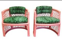 Chairs with Style / by Beth Connolly // Chinoiserie Chic