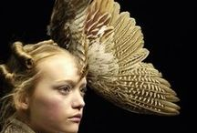 Wearable Art: Hats, Headdresses & Headgear / by Michelle McGrath