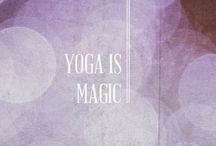 YOGA is the answer, no matter what the question is. / by Sara M Cabello