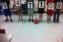 5th grade math / by Trisha Tanner
