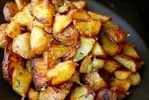 Recipes:  Potato