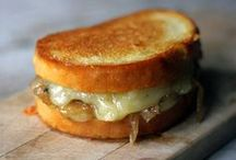 Recipes:  Sandwiches