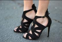 shoe porn... / by Nicole, Frankie Hearts Fashion