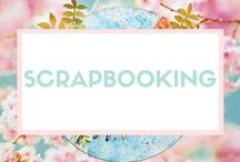 SCRAPBOOKING / Join us daily to learn Scrapbooking techniques and get inspired.  / by Sizzix