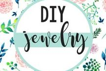 DIY JEWELRY / Learn how to make your own jewelry with Sizzix! / by Sizzix