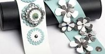 DIY Jewelry / Learn how to make your own jewelry with Sizzix!