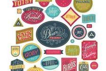 Cool Typography / cool typography ideas / by JoDitt | Joyful Heart Design