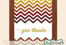 Thanksgiving / by JoDitt Williams | JoDitt Designs