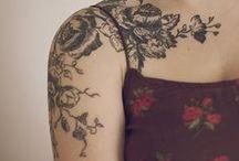 + ink + / by Makayla Tanquary