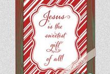 Spreading the JOY of Christ this Christmas / by JoDitt Williams | JoDitt Designs