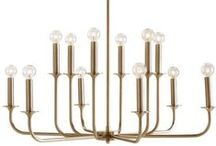Lighting / by Trovare Design
