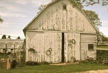 Outbuildings, Barns & Farms Oh My!