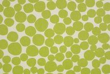Fabrics & pattern inspiration