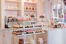 Bakery Dreams / Beautiful bakery inspiration.