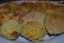 Zucchini Recipes / Anything and everything made with zucchini. Zucchini is easy to grow (check my gardening board) and yummy to eat! / by Melissa Hurst {SavingCentsWithSense.net}