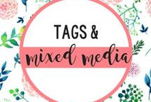TAGS & MIXED MEDIA / by Sizzix