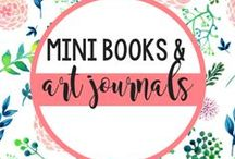 MINI BOOKS & ART JOURNALS / find some awesome Mini book and art journals inspiration here! / by Sizzix