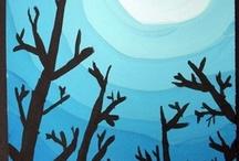 Art Project Ideas / by Deveta Glenn