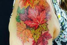 Tattoos / by Ludmila Rohr