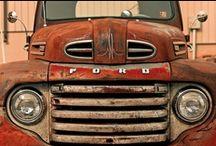Vintage Truck Dreams