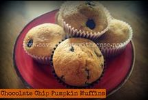 Pumpkin Recipes / Find scrumptious pumpkin recipes here from appetizers to desserts. / by Melissa Hurst {SavingCentsWithSense.net}