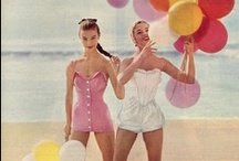 Women's Vintage Swimwear / by Deoma's Boutique
