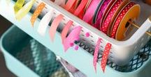 Maker's Places Inspiration / Loving these crafting spaces