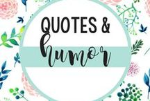 QUOTES & HUMOR FOR CRAFTERS / Sayings we love / by Sizzix