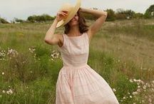 Vintage Summer Dresses / by Deoma's Boutique