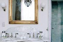 Bathrooms / by Trovare Design