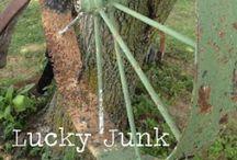 Lucky Junk Shop Blog