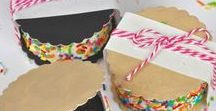 DIY Kiddos Crafts / DIY teen and kid-friendly crafts using Sizzix!