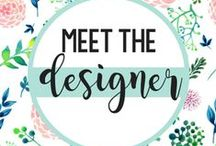 MEET THE DESIGNER / Meet our Sizzix designers! / by Sizzix