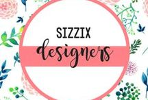 SIZZIX DESIGNERS / See what creative concoctions are being made with designs by your favorite Sizzix designers! / by Sizzix
